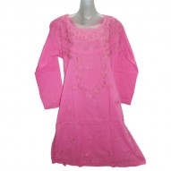 Ladies Top/Kurti- Chikan
